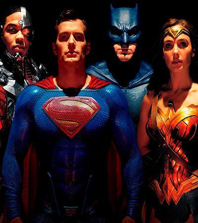 Warner vai lançar versão do diretor de 'Liga da Justiça' com 4 horas de duração