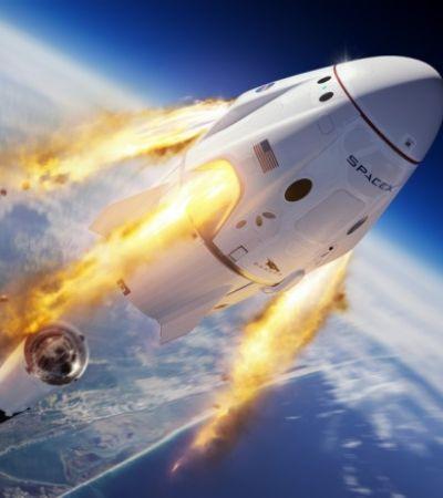 Elon Musk vai levar astronautas ao espaço pela 1ª vez em evento transmitido online