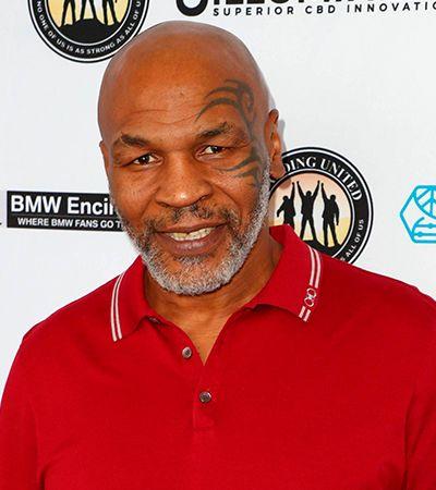 Mike Tyson está em forma, vai lutar de novo e todos esperam revanche contra Holyfield