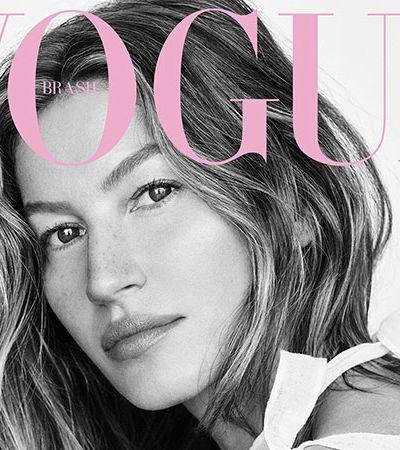 Com Gisele na capa, Vogue escorrega ao glamourizar mundo 'pós-coronavírus'
