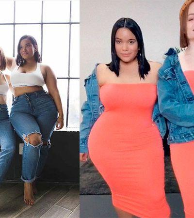 Amigas usam a mesma roupa em corpos diferentes e mostram que beleza não tem padrão