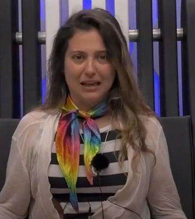 Vegana, brasileira tem ataque de choro no 'Big Brother Portugal' ao ver frango cozido