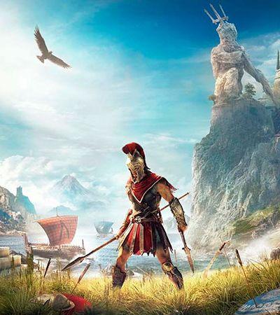 No 'Assassin's Creed', lançamento da Ubisoft, usuário pode visitar Grécia e Egito