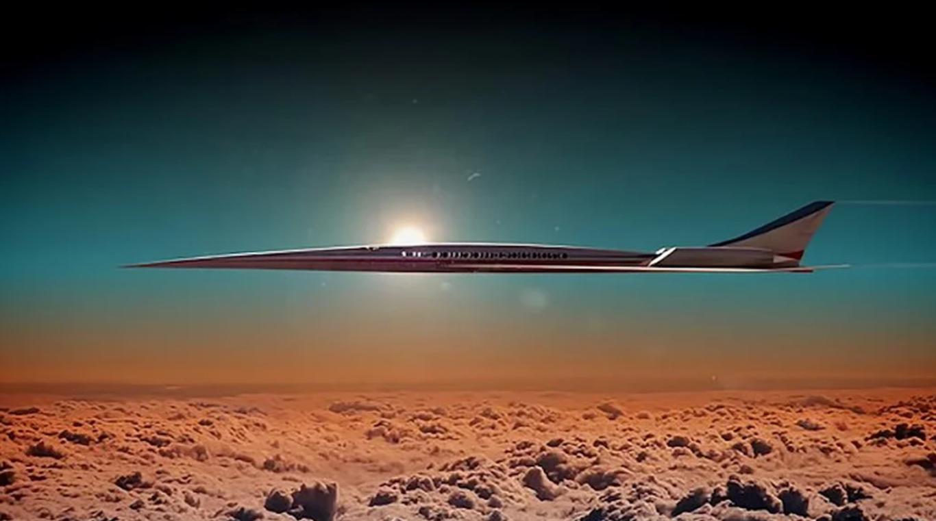 avião plasma 1