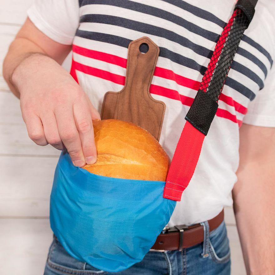 bolsa para pão