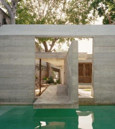 Arquitetos usam técnicas maias para criar casa que dispensa refrigeração mesmo com altas temperaturas