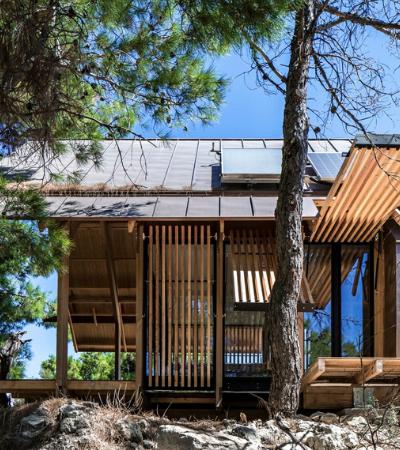 Casa modular é autossuficiente energeticamente e se adapta a qualquer lugar e clima