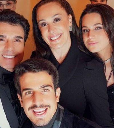 Claudia Raia e família estão com coronavírus; atriz chama atenção para cuidados em casa