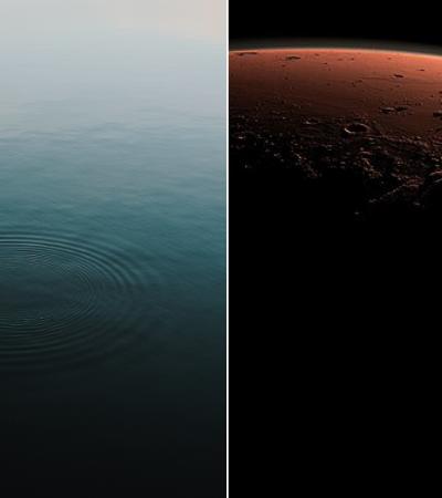 Astrônomos encontram evidências de grande rio em Marte que correu há 3,7 bilhões de anos