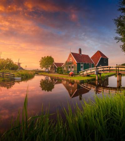 Série fotográfica mostra toda a beleza misteriosa da Holanda