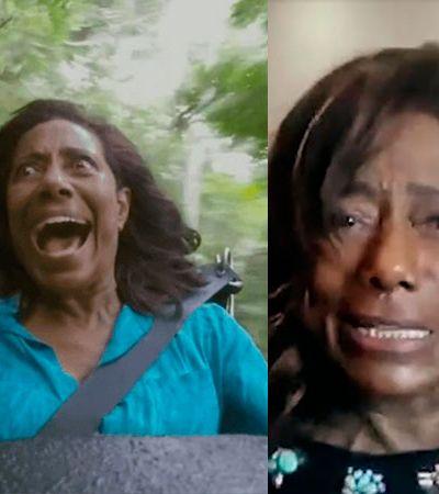 Glória Maria se diverte ao falar sobre fumar maconha na Jamaica: 'Fui à Marte e não sei se voltei'