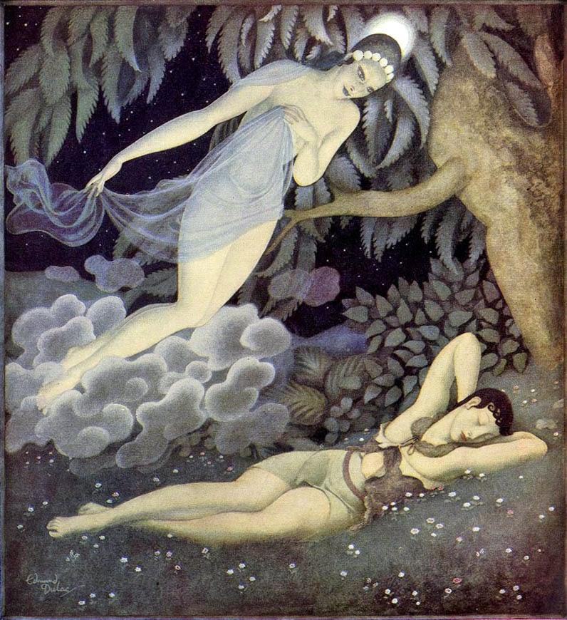 ilustrações Edmund Dulac 1
