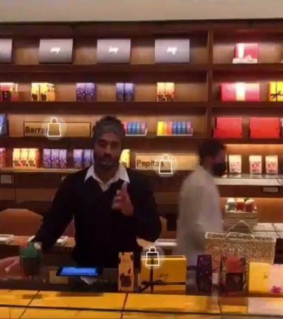 'Loja ao vivo' criada pela Dengo Chocolates eleva compras virtuais a outro patamar
