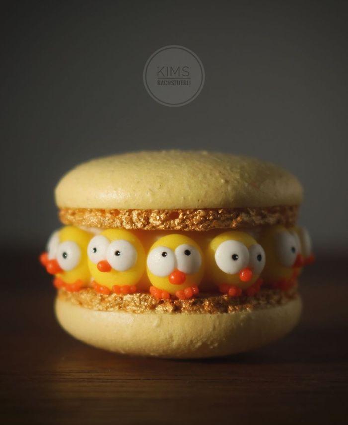 macarons criativos 2