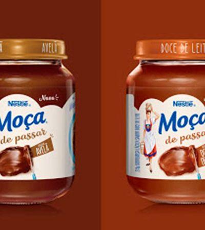 Nestlé lança 'Moça de Passar', sua versão da Nutella com churros e doce de leite