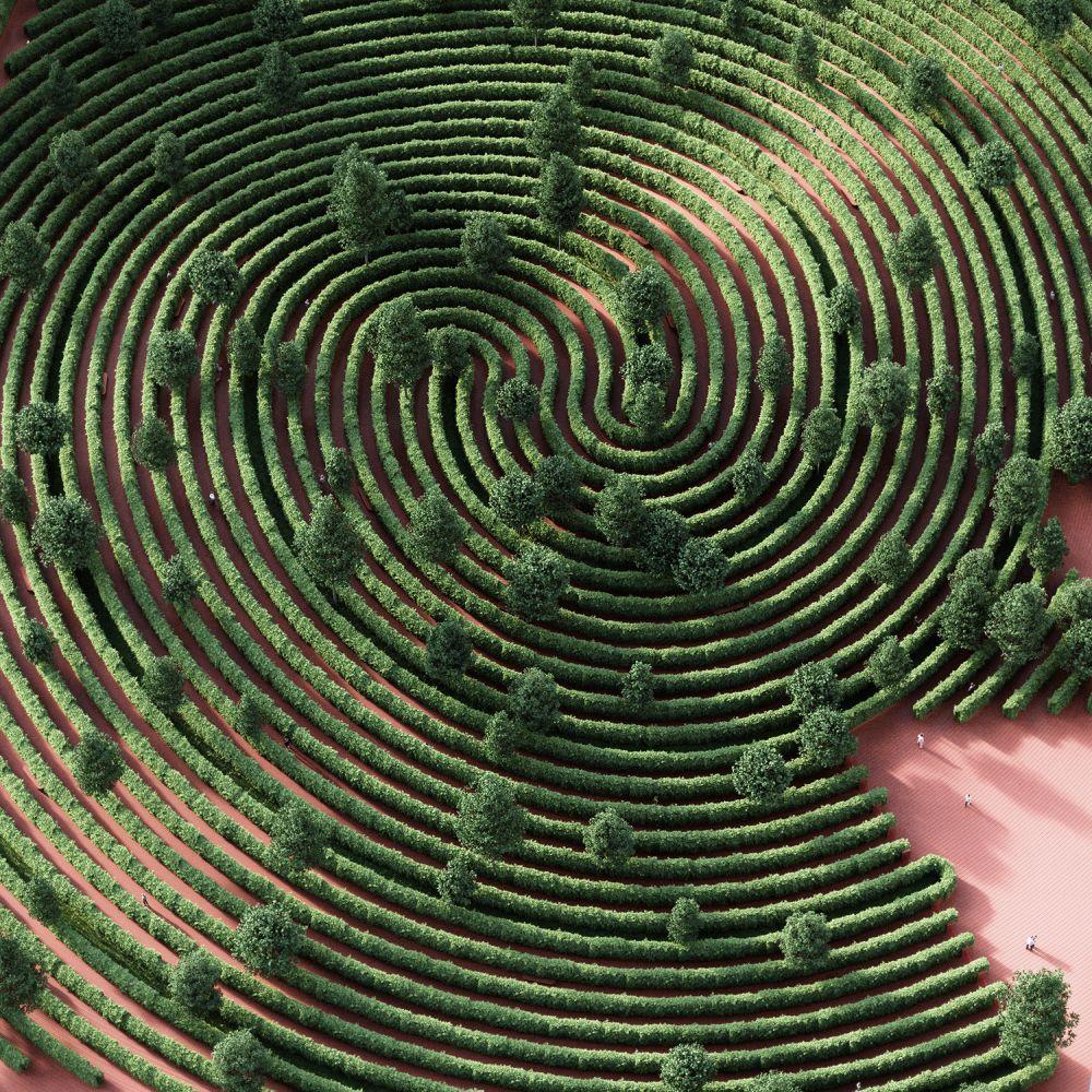 parque labirinto viena 1