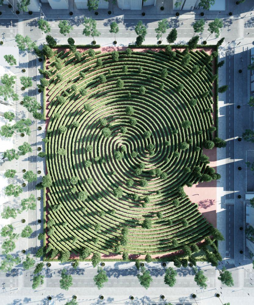 parque labirinto viena 3