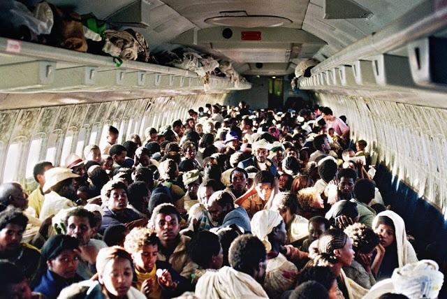 recorde voo comercial israel 1