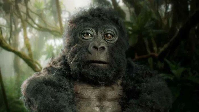 robô gorila infiltrado 2