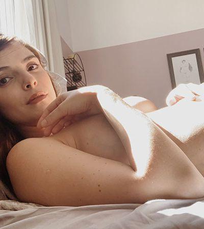 Titi Müller reposta foto nua censurada no Instagram e desabafa sobre hipersexualização