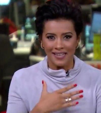 Apresentadora da Globonews expõe racismo de ex-colega de trabalho: 'A vida dá voltas'