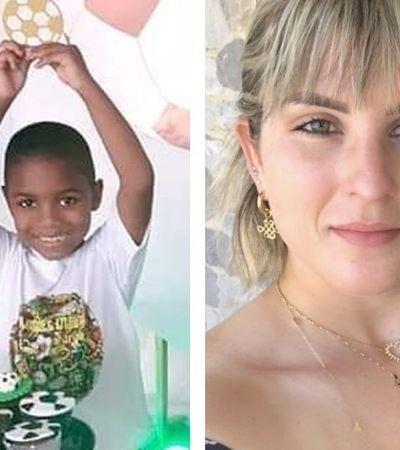 Morte de Miguel, de 5 anos, expõe feridas da escravidão e corrente pede Justiça