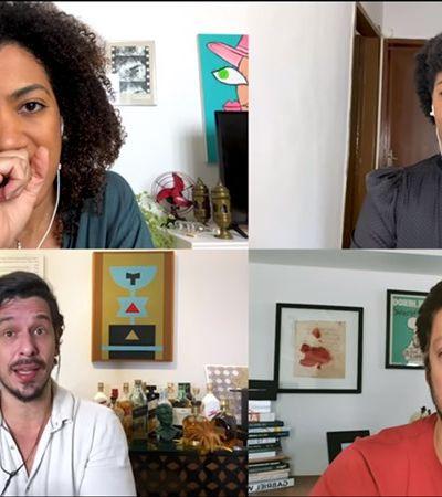 'Porta dos Fundos' viraliza com vídeo forte, genial e necessário sobre racismo e notas de repúdio