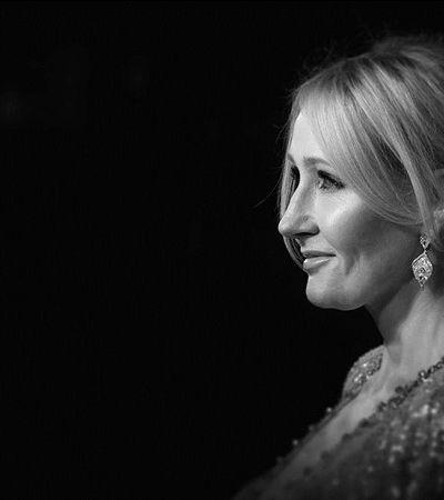 J.K. Rowling é criticada pela comunidade trans após comentário sobre mundo pós-coronavírus