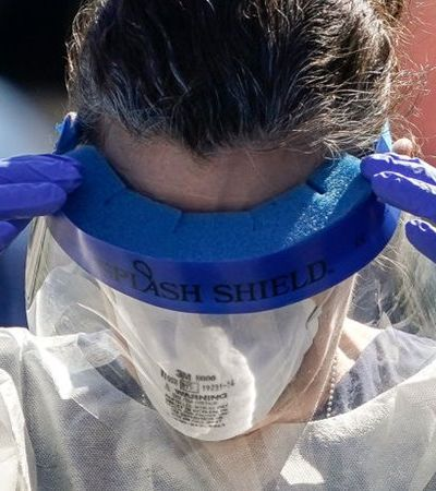 OMS diz que pior está por vir e que pandemia do coronavírus 'está longe de ter terminado'
