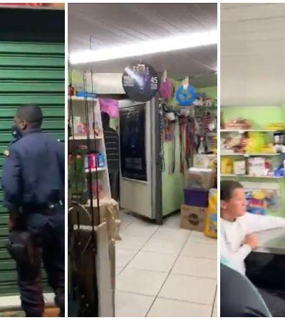 Prefeitura descobre bar disfarçado de pet shop em plena pandemia; veja vídeo do estabelecimento lotado
