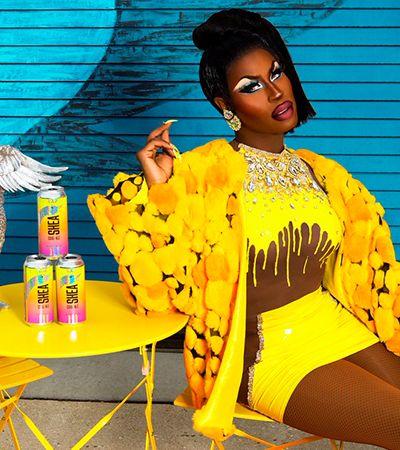 Drag queen de 'RuPaul' é inspiração para nova cerveja da Goose Island