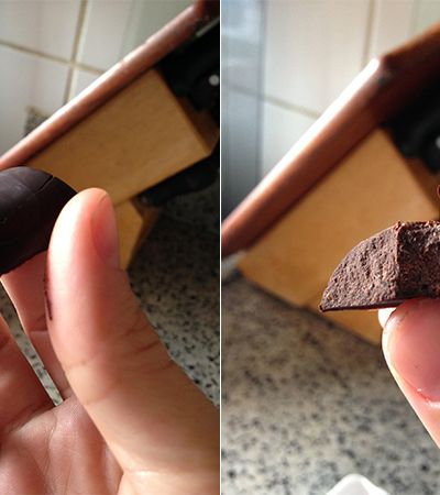 Receita de chocolate vegano com apenas 3 ingredientes viraliza no Facebook
