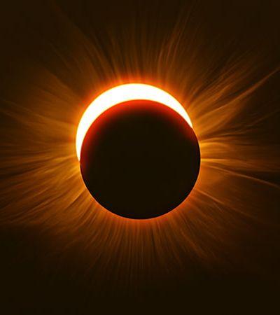 Primeiro eclipse solar do ano acontece essa semana e forma anel de fogo no céu