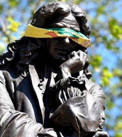 Londres quer retirar estátuas e nomes de ruas relacionadas com opressão da escravidão