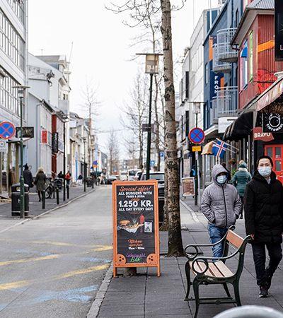 Com coronavírus controlado, Islândia parece universo paralelo em 'novo normal'