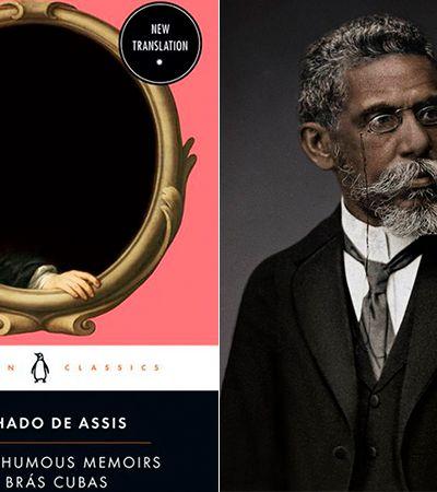 Machado de Assis tem nova tradução lançada nos EUA e esgotada em um dia