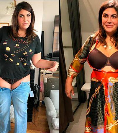 Mulheres protestam pela insistência da indústria da moda em seguir o padrão de magreza