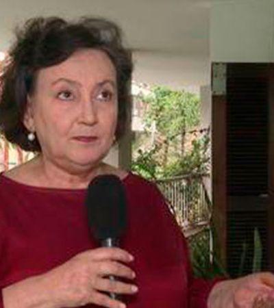 Pneumologista da Fiocruz, Margareth Dalcolmo diz que vacina não será para epidemia atual
