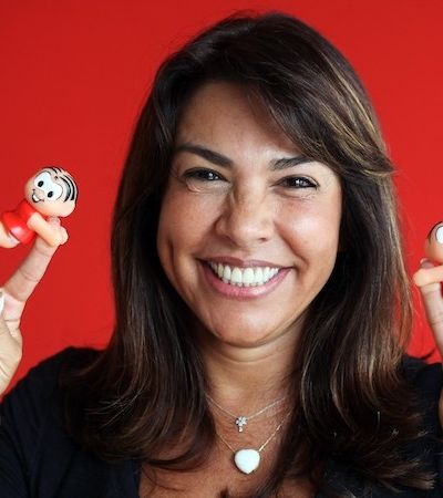 'A Mônica foi fundamental numa época em que as mulheres não tinham voz', diz Mônica Sousa
