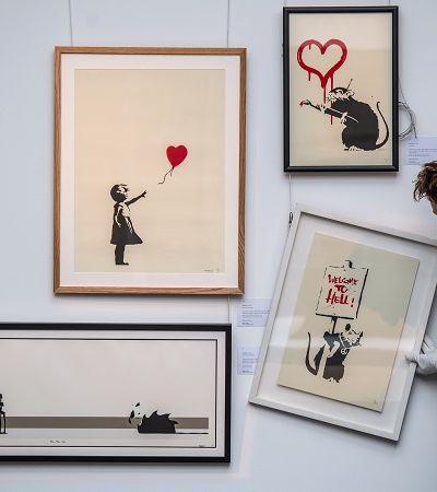 Jornalista britânico revela que conheceu Banksy pessoalmente durante jogo de futebol