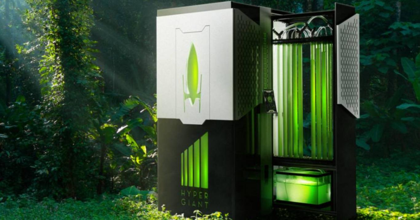 biorreator algas gas carbônico 1