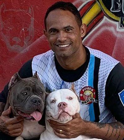 Ex-goleiro Bruno, condenado pelo assassinato de Eliza Samudio, estrela propaganda de canil e causa revolta