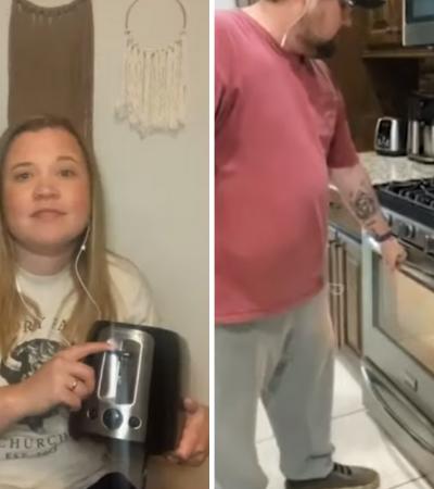 Coral de igreja grava 'Don't Worry be Happy' apenas com utensílios de cozinha durante isolamento