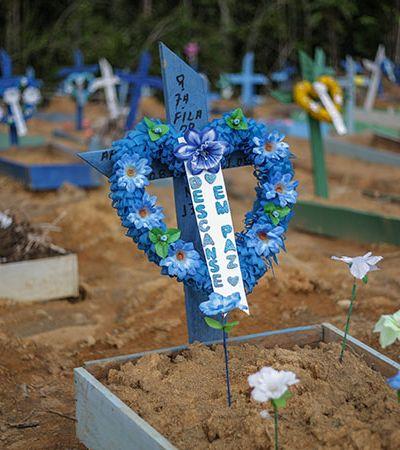 Casa Branca alerta que sem ação Brasil deve ser o país com mais mortos por coronavírus em julho