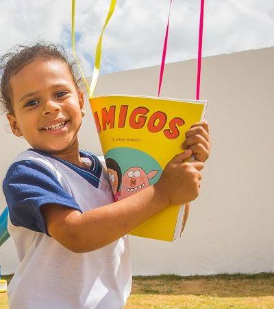Podcast diário para crianças, com foco em histórias e saberes da Amazônia é lançado pela UNICEF