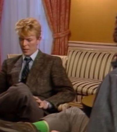 Registro mostra David Bowie criticando a MTV por não veicular artistas negros em 1983