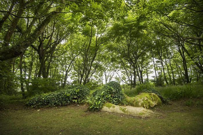 escultura viva jardim europa 5