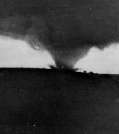 Fotografias de furacões no século 19 são no mínimo aterrorizantes