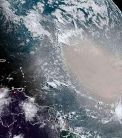 O que é a 'nuvem de poeira Godzilla' que está viajando do Saara para as Américas
