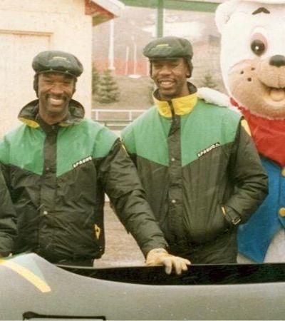 A história de superação do time de bobslead que inspirou 'Jamaica Abaixo de Zero'